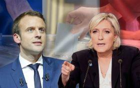 Макрон побеждает на выборах президента Франции: Ле Пен уже признала поражение