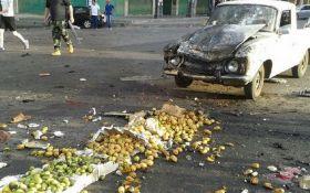 Серія потужних терактів в Сирії: кількість жертв збільшилася до 220