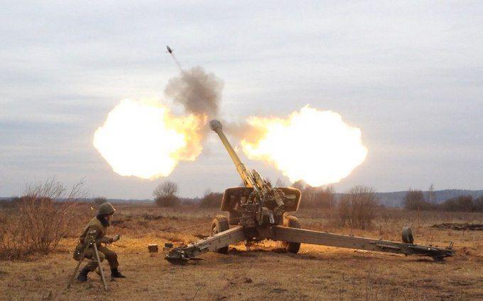 ООС: Украинские бойцы захватили три миномета втылу врага врайоне Марьинки