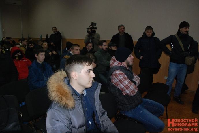 В Николаеве сорвали пропагандистскую акцию партии Медведчука: появились фото (3)