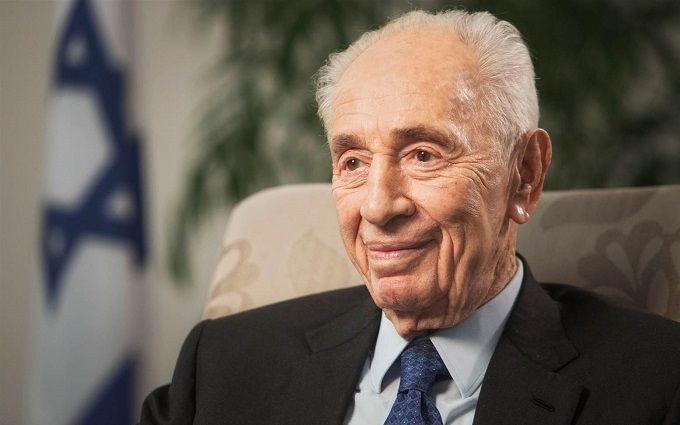 В Ізраїлі помер колишній президент Перес