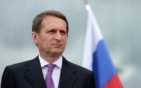 Не позволим говорить с нами на других условиях: главный разведчик Путина поставил ультиматум Западу