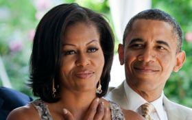 Мишель и Барак Обама отдохнули на частном острове: появились фото