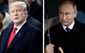 Никаких встреч в Париже: Путин рассказал, когда проведет переговоры с Трампом