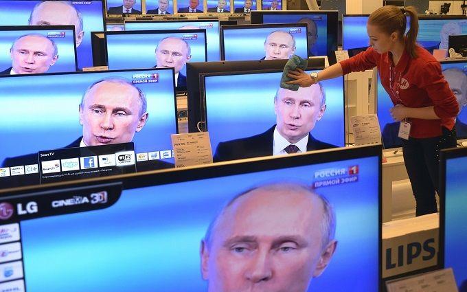 Я б з цим навіть у туалет не ходив: з'явилося відео про російську пропаганду