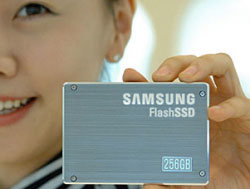 Samsung Electronics анонсировала флэшку на 256 Гб