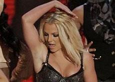 Бритни Спирс возвращается на сцену