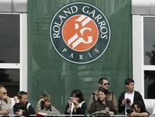 Украинка открыла третий день Roland Garros