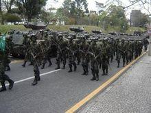 Бразильская армия будет платить зарплату транссексуалу