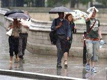 В среду будут дожди