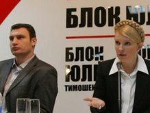 Кличко и БЮТ ни за что не будут сотрудничать с Черновецким