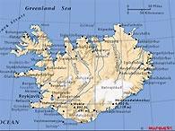 В Исландии произошло мощное землетрясение