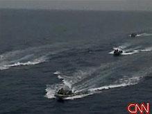 На захваченном сомалийскими пиратами судне находятся четверо украинцев