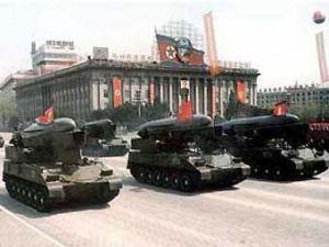 Северная Корея провела запуски ракет малой дальности