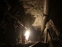 Пожар на шахте в Донецкой области потушить пока не удалось
