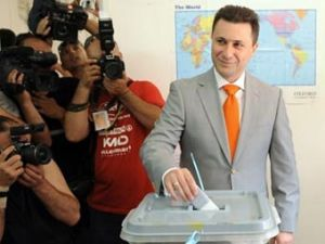 Правящая партия Македонии объявила о своей победе на выборах