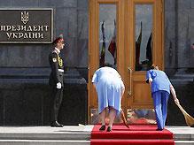 Народная Самооборона отказалась от встречи с Ющенко