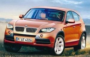 Внедорожник BMW X1 будут собирать в Европе