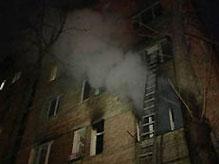 В Краматорске в результате взрыва в 9-этажном доме пострадал один человек