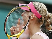 Roland Garros: Дементьева и Гонсалес выходят в четвертьфинал