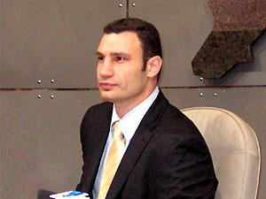 Кличко сомневается в шансах Довгого стать секретарем Киевсовета