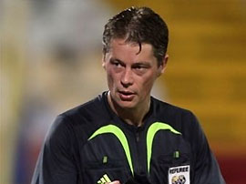 Арбитрам назначили зарплату на каждый матч Евро-2008