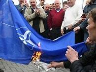 Семинар НАТО в Симферополе: левые отступили