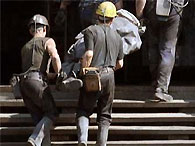 В польской шахте при взрыве метана погибли горняки
