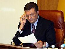 Янукович написал авторскую статью