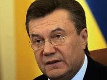Янукович: Украина не должна инициировать вывод ЧФ России