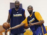 """NBA Finals: """"Бостон"""" смирился, что не фаворит, """"Лейкерс"""" боятся Гарнетта"""