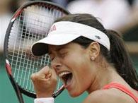 Roland Garros: Анна Иванович выходит в финал