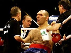 Валуев готовится к бою с Чагаевым по методике легковесов