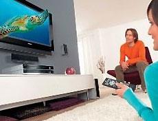 Philips представляет трехмерный дисплей