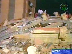 На западе Алжира произошло землетрясение в 5,5 балла