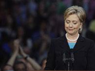 Клинтон попрощалась со штабом и намерена поддержать Обаму