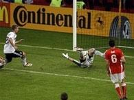 Евро-2008: Германия переигрывает Польшу