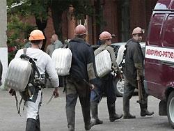 На шахте Карла Маркса нашли живыми 21 горняка