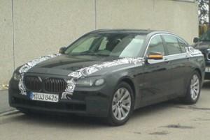 Новая BMW 7-серии. Ждать осталось недолго