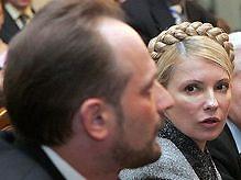 Ющенко запретил губернаторам завтра приезжать к Тимошенко