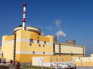 На Ровенской АЭС остановлен второй энергоблок