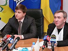 Черновецкий внес кандидатуру Довгого на пост секретаря Киевсовета