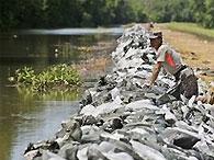 На Среднем Западе США - сильнейшее наводнение