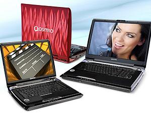 Toshiba: ноутбук с тремя процессорами