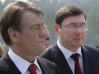 Луценко обвинил Ющенко в реставрации кучмизма