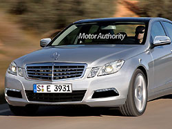Новый Mercedes E-класса покажут уже зимой