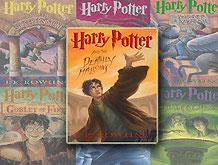 Гарри Поттер стал самым продаваемым после Библии и Мао Цзэдуна