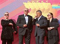 В Москве открылся юбилейный кинофестиваль