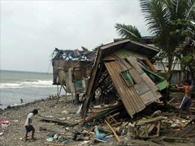 Число жертв тайфуна Фэньшень возросло в пять раз