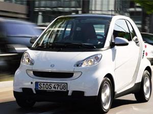 В 2010 году Mercedes-Benz представит электромобиль